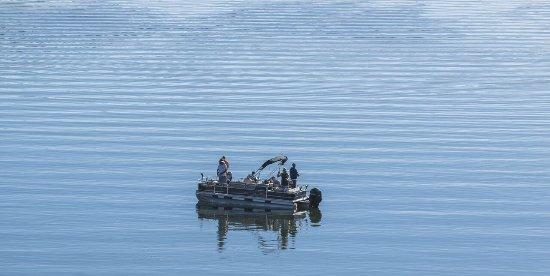 Big Bear Region, CA: Big Bear Lake morning