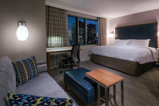 Residence Inn by Marriott Jersey City Hotel