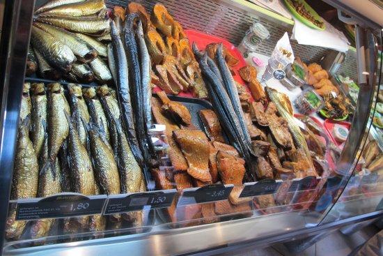 Fischraucherei Kuse Photo