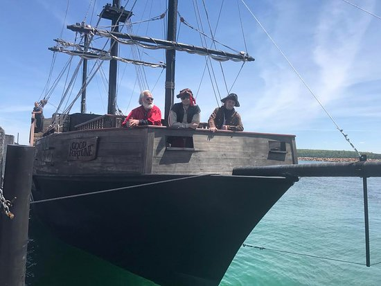 Mackinaw Pirate Cruises