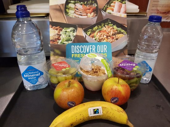 Healthy Food And Drink Picture Of Greggs Arndale