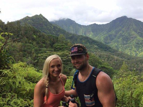 Hike Kauai With Me : Okolehau Trail Sunday morning