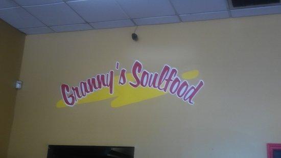 Austell, GA: Grannys Soul Food