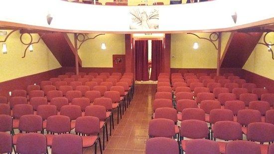 Montu' Beccaria, Italia: Il Teatro Dardano di Montù Beccaria