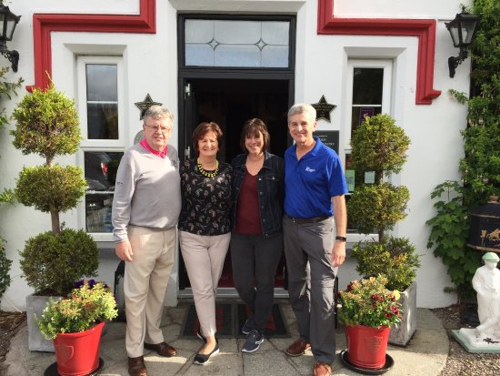 Aghadoe, Irlanda: Michael and Geraldine are the ultimate hosts. From the moment you arrive you feel like family.
