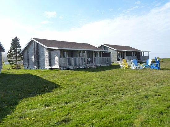 Dingwall, Canada: Cabins with 3 separate rooms