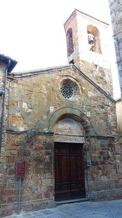 Pereta, Italy: La chiesina
