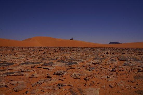 فادا, تشاد: Chad desert