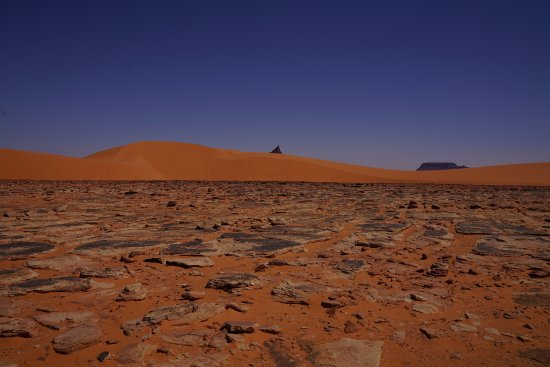 Fada, ชาด: Chad desert