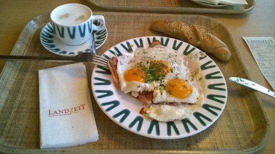 Maßlos leckeres aber maßlos überteuertes frühstück picture of landzeit