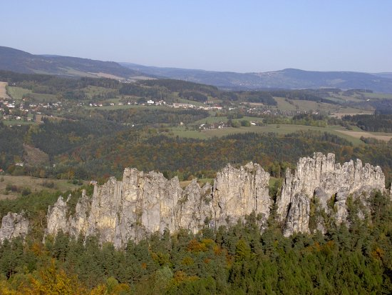 Lazne Belohrad, República Checa: Bohemian Paradise, region with most of our transfers and tours