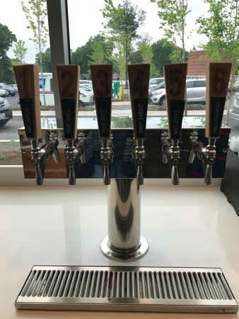 Riverdale Park, MD: Self Serve Drinks