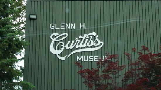 Glenn H. Curtiss Museum : 20170615_115516_large.jpg