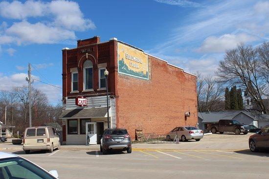 Shell Rock, Iowa: Riverview Cafe