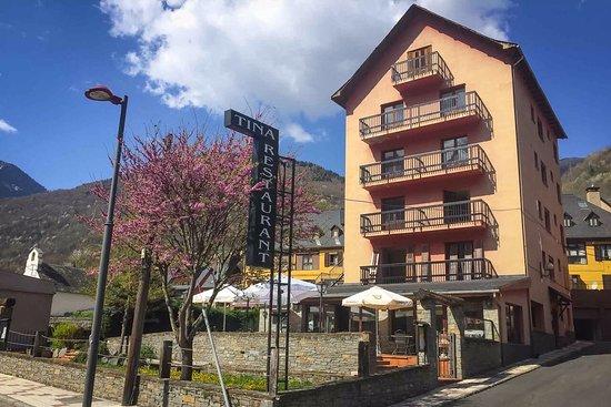 La Trastienda Bossost: Nuestra nueva ubicación con la terraza