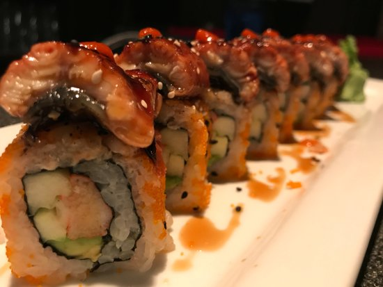 Mason City, IA: Eel Lover Roll