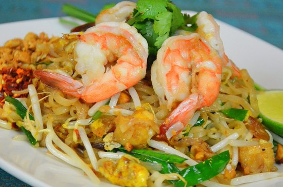 Mason City, IA: Pad Thai ( Shrimp )