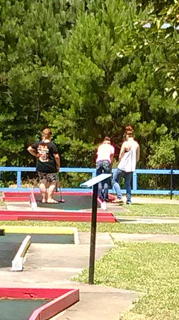 Asheboro Mini Golf