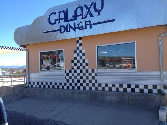 Хэтч, Юта: The Galaxy Diner