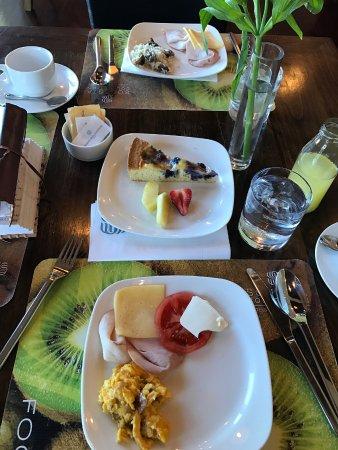 Talcahuano, Chile: DELICIOUS breakfast