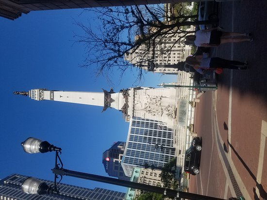 Colonel Eli Lilly Civil War Museum - Soldiers & Sailors Monument : 20170610_173002_large.jpg