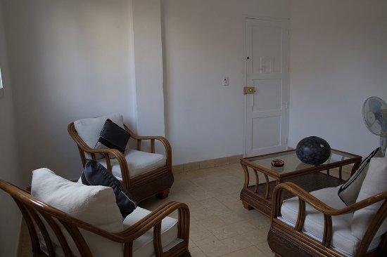 Entrance To Mini Apartment Bild Von Casa Villegas Havanna