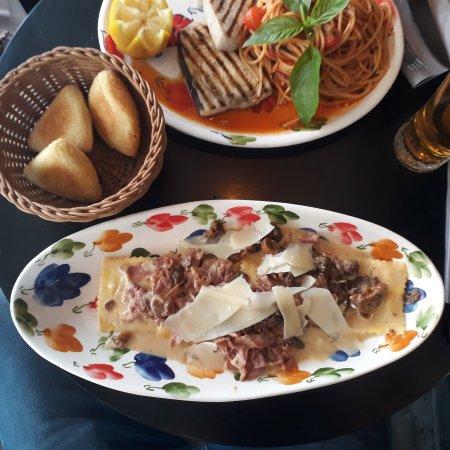 La Perla - Restaurant Italien : 20170608_093216_large.jpg