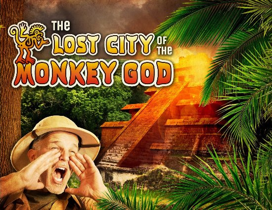 Westford, MA: You are an archaeologist that has discovered The Lost City of the Monkey God!
