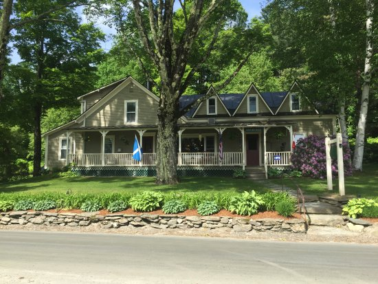 Warren, VT: West Hill House B&B