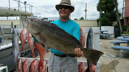 Legendary new beginning fishing charters panama city for Charter fishing panama city beach