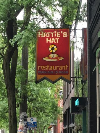 ‪Hattie's Hat Restaurant‬