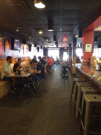 Clemson, Carolina del Sur: BGR The Burger Joint