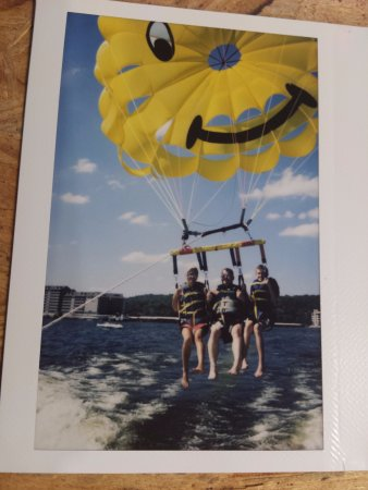 Paradise Parasail Inc.: Coming in for a landing