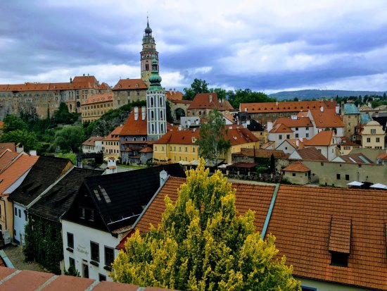 Kamil & Pavlina Prague Guide - Private Tours: Beautiful city steeped rich in history.