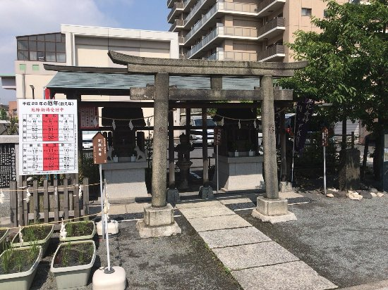 Kameido Sengen Shrine
