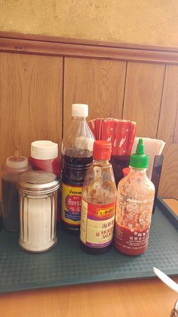 Mount Holly, Carolina del Norte: Sauce to spice up your Pho