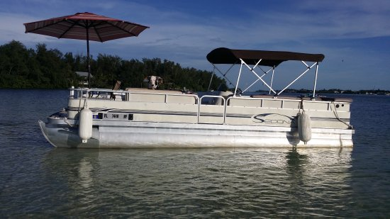 Life is Good Today Pontoon Boat Rentals