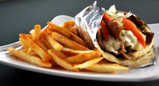 Hampstead, MD: Gyro Sandwich