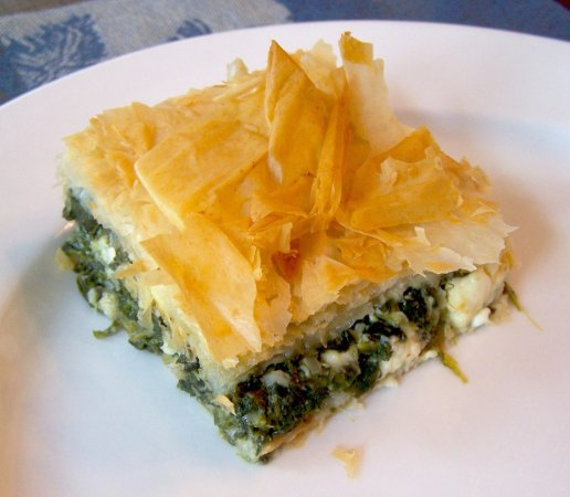 Hampstead, MD: Spanakopita
