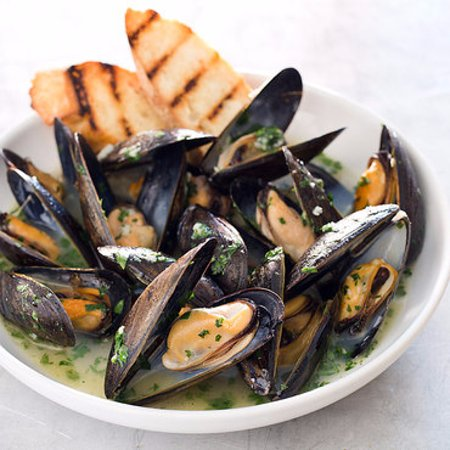 Hampstead, Мэриленд: Steamed Muscles