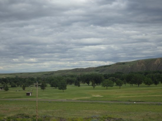 Shelby, MT: Golf course