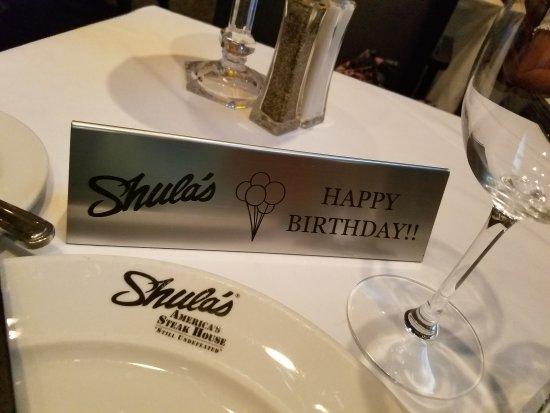 Shula's Steak House - Naples: 20170611_174839_large.jpg