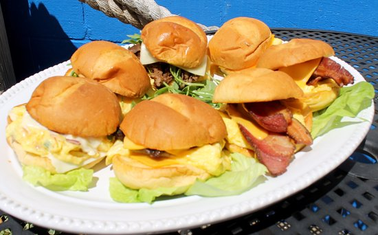 Battle Lake, MN: Breakfast Sandwich Selection  SAT/SUN   8 to Noon