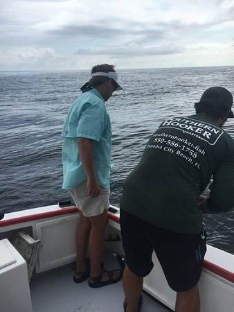 Southern hooker fishing charters panama city beach all for Panama city beach charter fishing