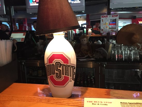 Chesterland, OH: OSU at the bar