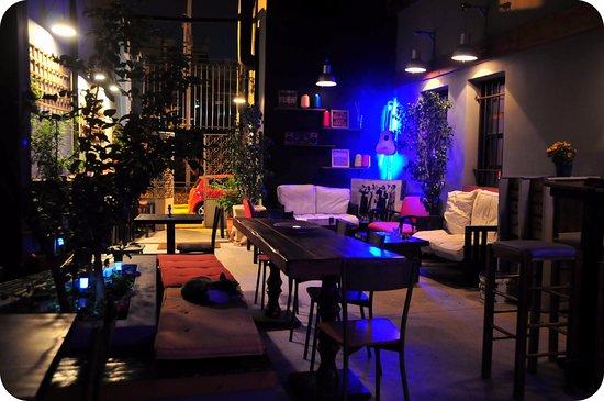 Gazi, Greece: art,cafe,bar