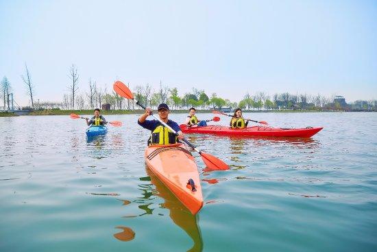 Fairmont Yangcheng Lake  Kunshan  Kina  - Omd U00f6men Och Prisj U00e4mf U00f6relse