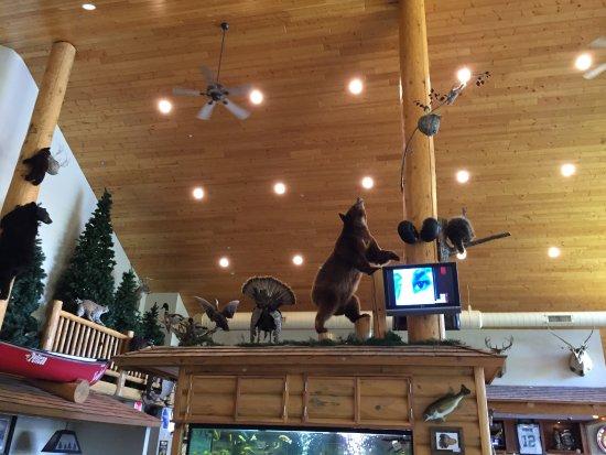 Lakewood, WI: Beautiful Lodge on Waubee Lake