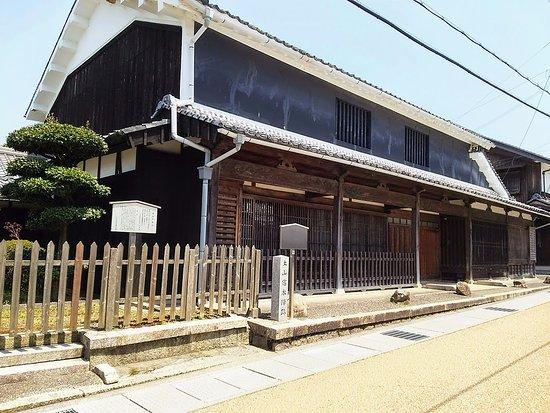 Tokaido Tsuchiyama-juku: 土山宿本陣跡