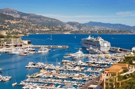 3-natt franska Riviera Tour från ...